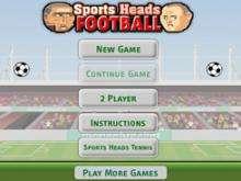 Игра Футбольные головы фото