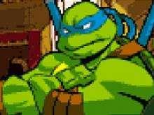 Игра Приключения черепашки ниндзя фото