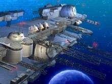 Игра Космическая база фото