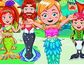 Игра Wonderland little mermaid фото