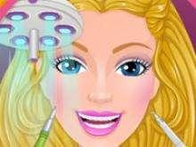 Игра Барби у врача фото
