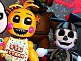 Игра Ultimate Custom night на русском фото