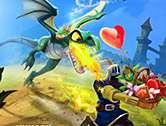 Игра Hungry Dragon фото