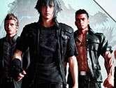 Игра Final Fantasy XV фото