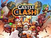 Игра Castle Clash фото