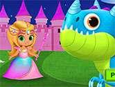Игра Принцесса и дракон фото