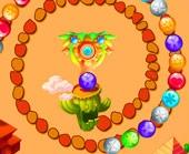 Игра Хрустальные шарики зума фото