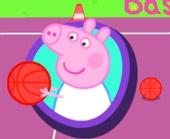 Игра Баскетбол Свинки Пеппы фото