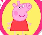 Игра Раскрашивать картинки со Свинкой Пеппой фото