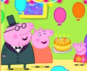 Игра День Рождения Свинки Пеппы фото