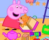 Игра Свинка Пеппа на детской площадке фото