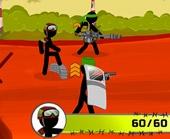 Игра Сражение армии Стикмена фото