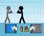 Игра Стикмен эпические драки фото