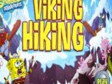 Игра Спанч боб большие приключения викинг фото