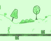 Игра Нарисованный Стикмен фото