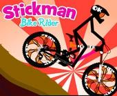 Игра Велосипедные гонки со Стикмен фото