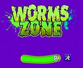 Игра Worms zone фото