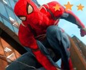 Игра Человек Паук на паутине фото