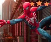 Игра Человек Паук: атака в городе фото