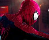 Игра Человек Паук: стрельба паутиной фото