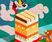 Игра Том и Джерри: падающая сырная башня фото