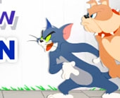Игра Том и Джерри: сырный побег фото