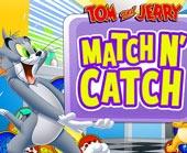 Игра Том и Джерри: три в ряд фото