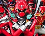 Игра Могучие Рейнджеры: красный Самурай фото