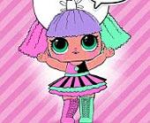Игра Кукла Лол: Королева блеска фото