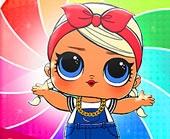 Игра Сестрички Куклы Лол фото
