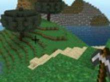 Игра Майнкрафт 3д фото