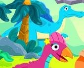 Игра Динозавры Эрни: День Заботы фото