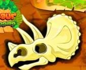 Игра Динозавры: Раскопки Скелетов фото
