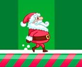 Игра Пробежка Санта Клауса фото