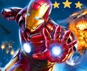 Игра Железный Человек: Собери Картинку фото