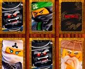 Игра Лего Ниндзяго: Искать Пары фото