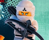 Игра Лего Ниндзяго: Поражать Мишени фото