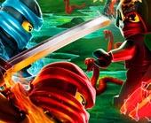 Игра Лего Ниндзяго: Сложи Пазл фото