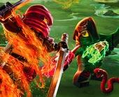 Игра Лего Ниндзяго: Арена на Болоте фото