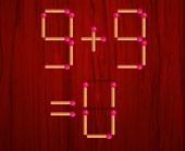 Игра Математика: Сжигать Спички фото