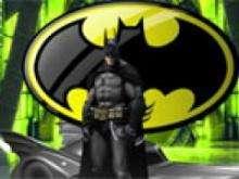 Игра Гонки с Бэтменом фото