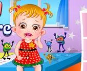 Игра Малышка Хейзел: Забота о Зубах фото