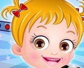 Игра Малышка Хейзел: Время Вредничать фото