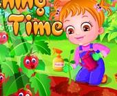 Игра Малышка Хейзел: Время Садоводства фото