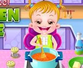 Игра Время Кулинарии с Малышкой Хейзел фото