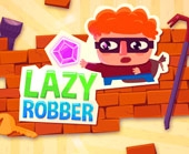 Игра Ленивый Грабитель Боб фото