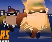 Игра Грабители в Городе фото