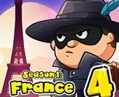 Игра Воришка Боб в Париже фото