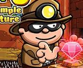 Игра Воришка Боб 5: Приключения в Храме фото