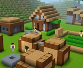 Игра Mini Block Craft фото